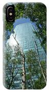 Above The Tree Tops IPhone Case