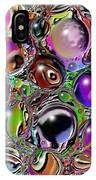 Abstract 62316.5 IPhone Case