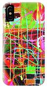 Abstract Colorful IPhone Case