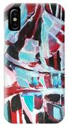 Abstract Marina IPhone Case