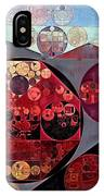 Abstract Painting - Seller Pomegranate IPhone Case