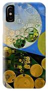 Abstract Painting - Lochmara IPhone Case
