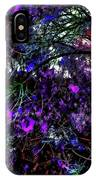 Abstract Trees 291 Version 3 IPhone Case