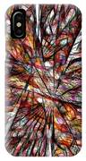 Abstraction 3101 IPhone Case