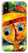 Abstraction 3203 IPhone Case