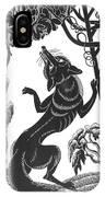 Aesop: Fox & Grapes IPhone Case