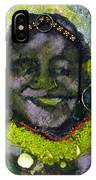 African Bead Painting IPhone Case