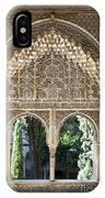 Alhambra Windows IPhone Case