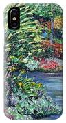 Amelia Park Pathway IPhone Case