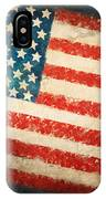 America Flag IPhone Case