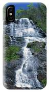amicalola falls Ga IPhone Case
