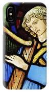 Angel Musician, 1881 IPhone Case