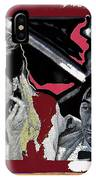 Angie Dickinson Robert Mitchum Pose Collage Young Billy Young Old Tucson Arizona 1968-2013 IPhone Case