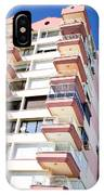 Apartment Building IPhone Case
