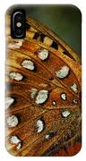 Aphrodite Fritillary 1 IPhone Case