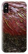 Arbutus Tree Bark IPhone Case