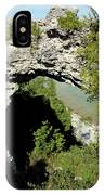 Arch Rock Mackinac Island IPhone Case