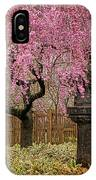 Asian Spring IPhone Case