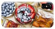 Assorted Tarts And Pastries IPhone Case