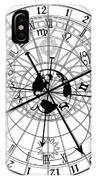 Astronomical Clock IPhone Case