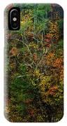 Autumn Hillside Blue Ridge Parkway IPhone Case