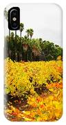 Autumn Vines IPhone Case