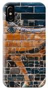 Babylon: Ishtar Gate 600 B.c IPhone Case