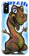 Babyzilla IPhone Case