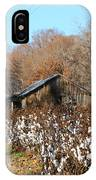 Back Roads Of Ms IPhone Case
