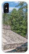 Ball Court At The Coba Ruins  IPhone Case
