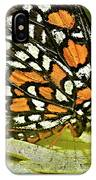 Baltimore Checkerspot IPhone Case