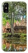 Banteay Srei Temple - Cambodia IPhone Case