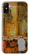 Basilica De Guadalupe 1 IPhone Case