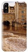 Bath England United Kingdom Uk IPhone Case