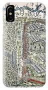 Battle Of Lake George, 1755 IPhone Case