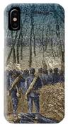 Battle Of The Wilderness, 1864 IPhone Case