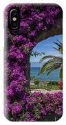Beautiful Ischia IPhone Case