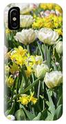 Beautiful Spring Flowers IPhone Case