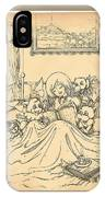 Bedtime For All IPhone Case