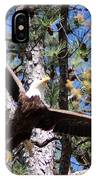 Berry College Eagle Mom IPhone Case