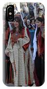 Bethlehemites In Traditional Dress IPhone Case