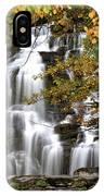 Bijoux Falls In Beautiful British Columbia IPhone Case
