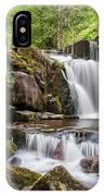 Blaen Y Glyn Waterfalls IPhone Case