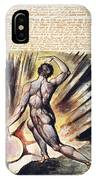 Blake: Jerusalem, 1804 IPhone Case