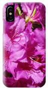 Blooming Azaleas IPhone Case