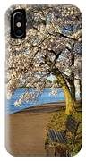 Blossoming Cherry Trees IPhone Case