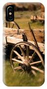 Bodie Wagon IPhone Case