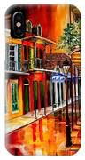 Bold Vieux Carre IPhone Case