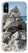 Bonaire Coral And Shells 3 IPhone Case
