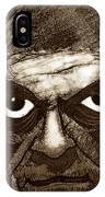 Boris Karloff  IPhone Case
